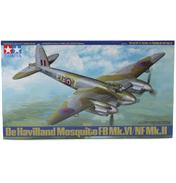 De Havilland Mosquito FB Mk.VI/NF Mk.II (Scale 1:48)