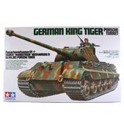 German King Tiger Porsche Turret (Scale 1:35)