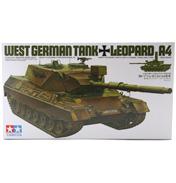 German Leopard A4 Tank (Scale 1:35)