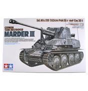 German Tank Destroyer Marder III (Scale 1:35)