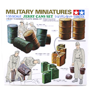 Jerry Can Set (Scale 1:35)