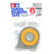 Tamiya Masking Tape with Dispenser 6mm