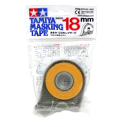 Tamiya Masking Tape with Dispenser 18mm