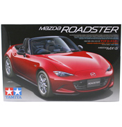 Mazda MX-5 Roadster (Scale 1:24)