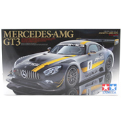 Mercedes AMG-GT3 (Scale 1:24)