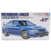 Mitsubishi Lancer Evolution VI (Scale 1:24)