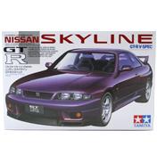 Nissan Skyline GT-R R33 V-Spec (Scale 1:24)