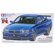 Nissan Skyline GT-R R34 V-Spec (Scale 1:24)