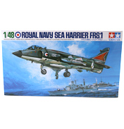 Royal Navy Sea Harrier FRS.1 (Scale 1:48)