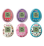 Tamagotchi Friends COLOURFUL LEOPARD