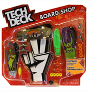Tech Deck Board Shop