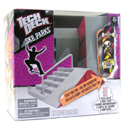 Tech Deck Sk8 Park Steps & Rail