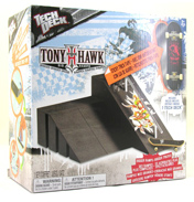 Tech Deck Tony Hawk Rail & Ramp