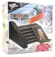 Tech Deck Tony Hawk Steps & Ramp