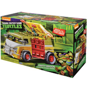 Teenage Mutant Ninja Turtles Party Wagon