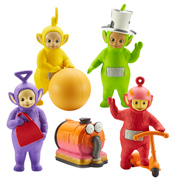 Teletubbies Collectable Figure LAA-LAA with BALL