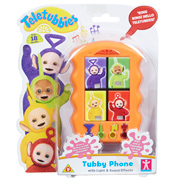 Teletubbies Tubby Phone with Lights & Sounds