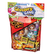 The Grossery Gang 10 Pack (Series 1)