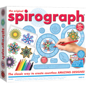 The Original Spirograph 30+ Piece Drawing Set with Markers