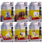 The Secret Life of Pets Poseable Pet Figure