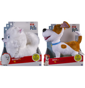 The Secret Life of Pets Talking Plush