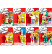 The Simpsons Mini Collectable Figures
