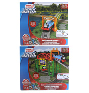 Track Master Motorized Deluxe Building Set