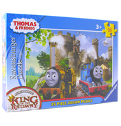 Thomas & Friends King of the Railway 35 Piece Puzzle