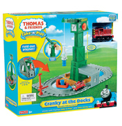 Cranky At the Docks Playset