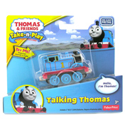 Thomas & Friends Take-N-Play Small Talking…