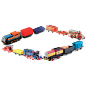 Thomas & Friends Trackmaster Friends &…