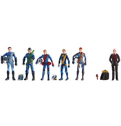 Thunderbirds Action Figures