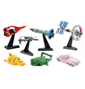Thunderbirds Vehicle Assortment