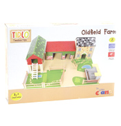 Tidlo Toys Oldfield Farm Set