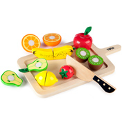 Tidlo Toys Cutting Fruits Set