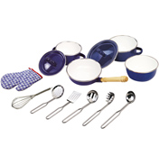 Tidlo Toys Kitchen Set