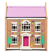 Tidlington Wooden Doll House
