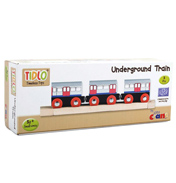 Tidlo Underground Train Set