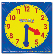 Time Activity Mat