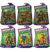 Battle Shell Action Figures Wave 9