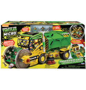Micro Mutants Sweeper Ops Playset