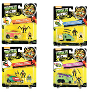 Micro Mutants Vehicles