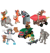 Tom & Jerry Classic Figure Set- Express Pizza