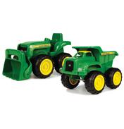 ERTL John Deere Dump Truck & Tractor