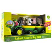 ERTL John Deere Animal Sounds Hay Ride
