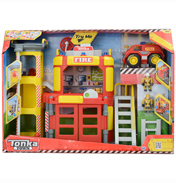 Tonka Town Fire Station