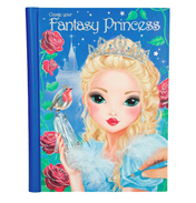 Create Your Fantasy Princess Colouring Book