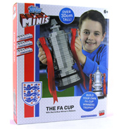 Character Building Topps Build Your Own F.A Cup