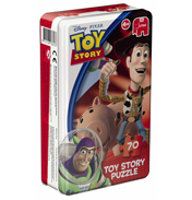 Toy Story 70 Piece Puzzle Tin