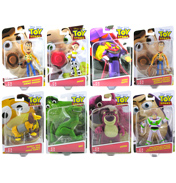"Toy Story Basic 4"" Figures"